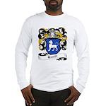Hundt Coat of Arms Long Sleeve T-Shirt