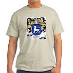 Hundt Coat of Arms Ash Grey T-Shirt