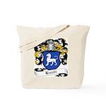 Hundt Coat of Arms Tote Bag