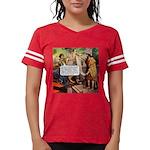 dodgy_tile.png Womens Football Shirt