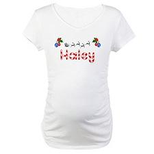 Haley, Christmas Shirt
