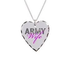 ACU Army Wife Necklace