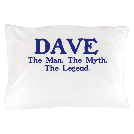 dave.png Pillow Case
