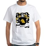 Hueber Coat of Arms White T-Shirt