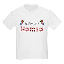 Hamza, Christmas T-Shirt
