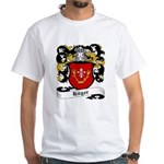 Höger Coat of Arms White T-Shirt