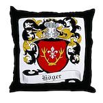 Höger Coat of Arms Throw Pillow