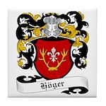 Höger Coat of Arms Tile Coaster