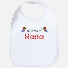 Hana, Christmas Bib