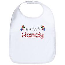 Handy, Christmas Bib