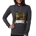 gedcom_tile.png Womens Hooded Shirt