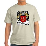 Hoger Coat of Arms Ash Grey T-Shirt