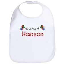 Hanson, Christmas Bib