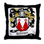 Hillinger Coat of Arms Throw Pillow