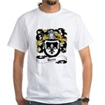 Hess Coat of Arms White T-Shirt