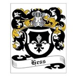 Hess Coat of Arms Small Poster