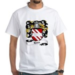 Haus Coat of Arms White T-Shirt
