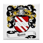 Haus Coat of Arms Tile Coaster