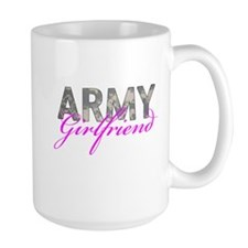 ACU Army Girlfriend Mug