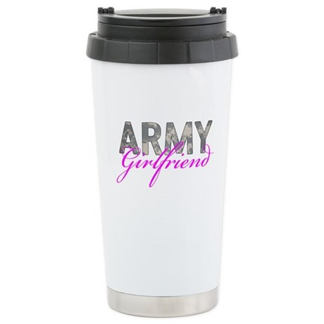 ACU Army Girlfriend Stainless Steel Travel Mug