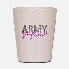 ACU Army Girlfriend Shot Glass