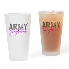 ACU Army Girlfriend Drinking Glass