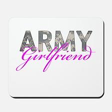 ACU Army Girlfriend Mousepad