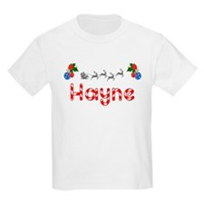 Hayne, Christmas T-Shirt