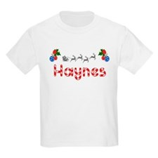 Haynes, Christmas T-Shirt
