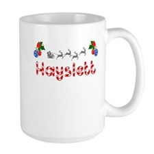 Hayslett, Christmas Mug