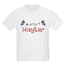 Hayter, Christmas T-Shirt
