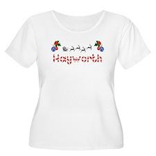 Hayworth, Christmas T-Shirt