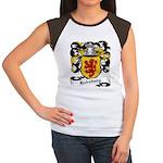 Habsburg Coat of Arms Women's Cap Sleeve T-Shirt