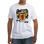Habsburg Coat of Arms Fitted T-Shirt