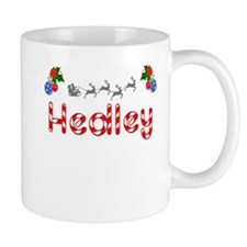 Hedley, Christmas Small Mugs
