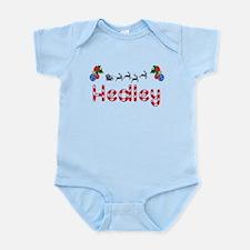 Hedley, Christmas Onesie