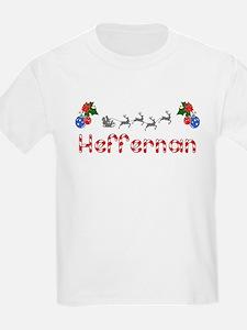 Heffernan, Christmas T-Shirt