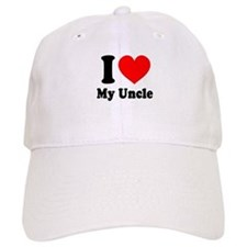 I Love My Uncle: Baseball Cap
