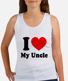 I Love My Uncle: Women's Tank Top