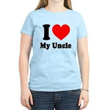 I Love My Uncle: T-Shirt