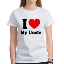 I Love My Uncle: Tee