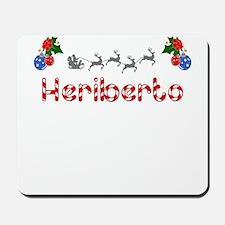Heriberto, Christmas Mousepad