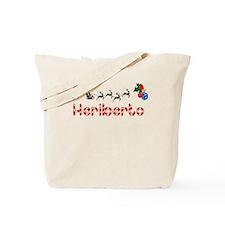 Heriberto, Christmas Tote Bag