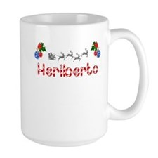 Heriberto, Christmas Mug