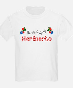 Heriberto, Christmas T-Shirt