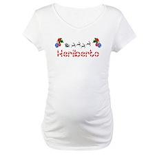 Heriberto, Christmas Shirt