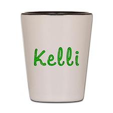 Kelli Glitter Gel Shot Glass