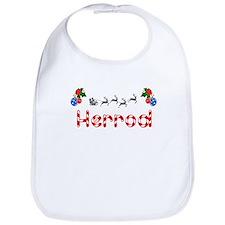 Herrod, Christmas Bib