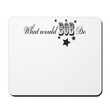 W. W. B. D. Mousepad