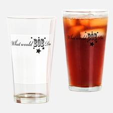 W. W. B. D. Drinking Glass